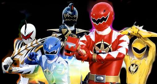 Power Rangers Dino Thunder and please enjoy your stay.